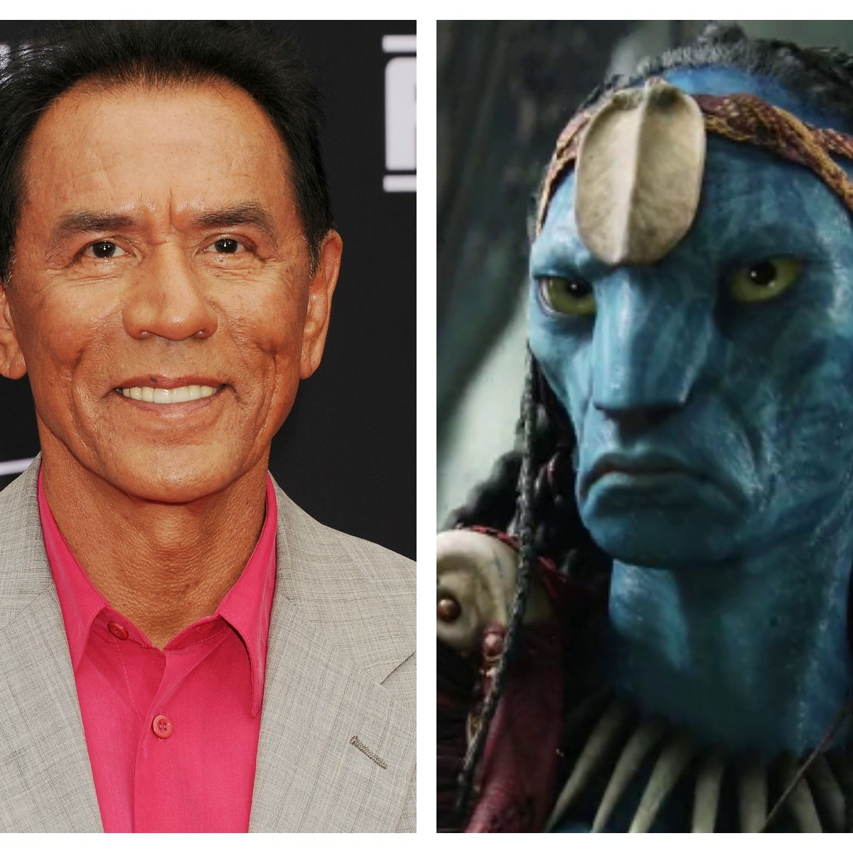 See The Cast Of Avatar In And Out Of Character