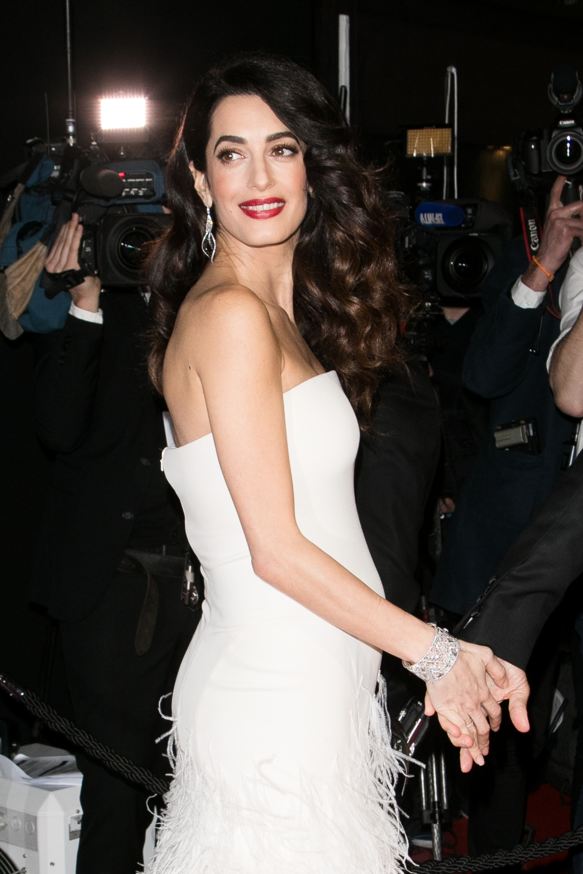 amal clooney getty images