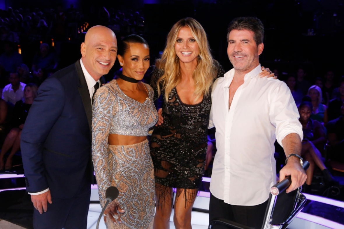 'america's got talent' getty images