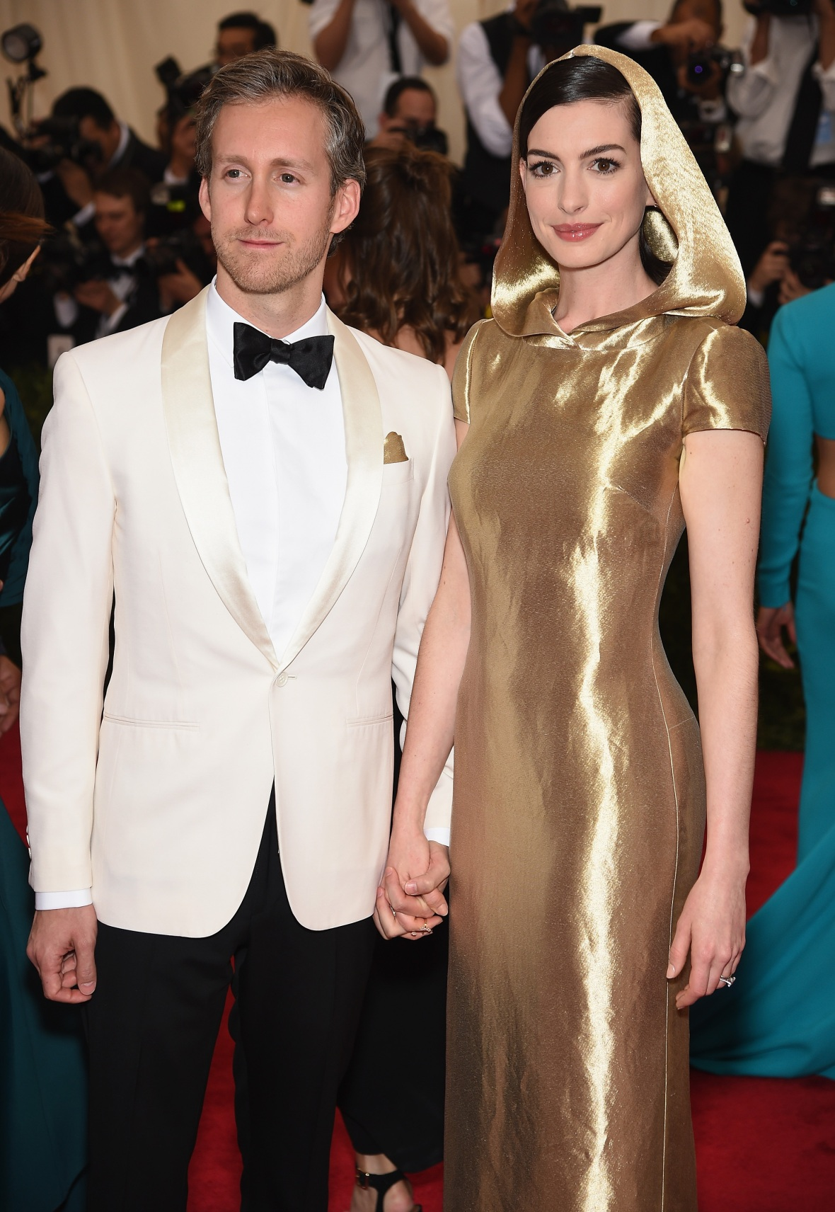 anne hathaway husband getty images