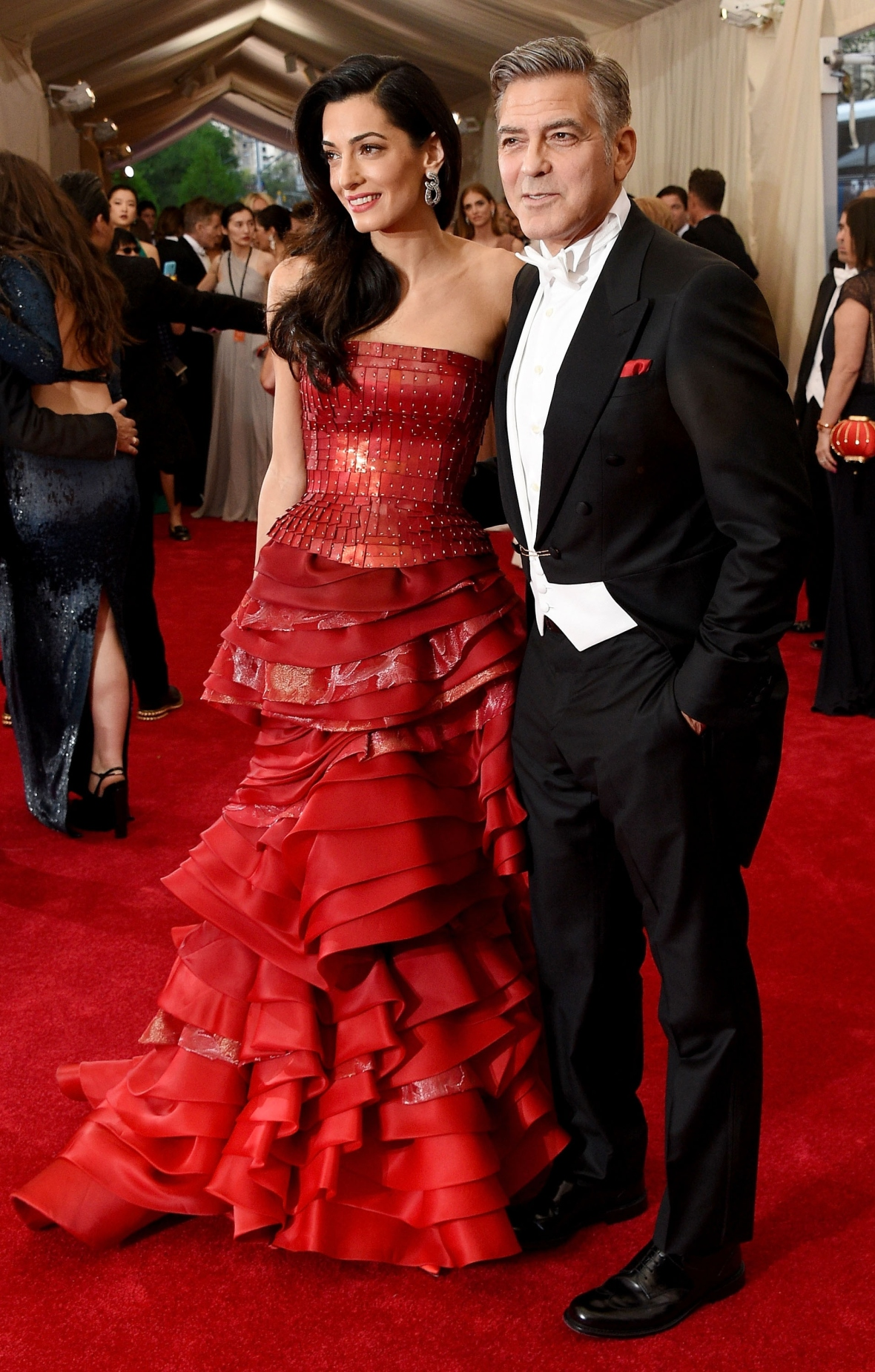 george and amal clooney 2