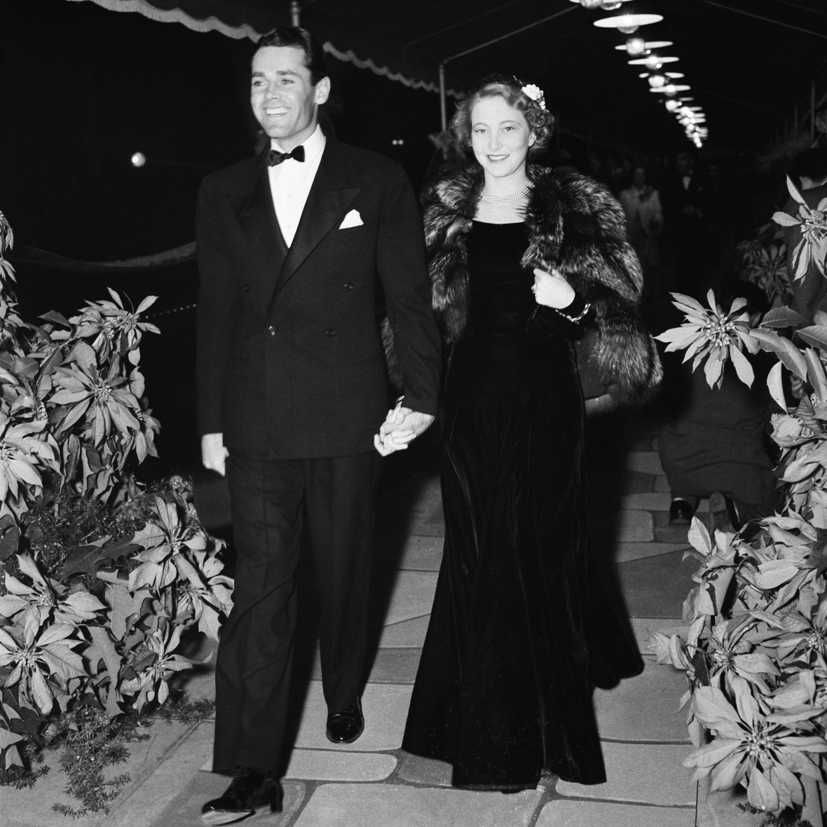 jane fonda parents getty images