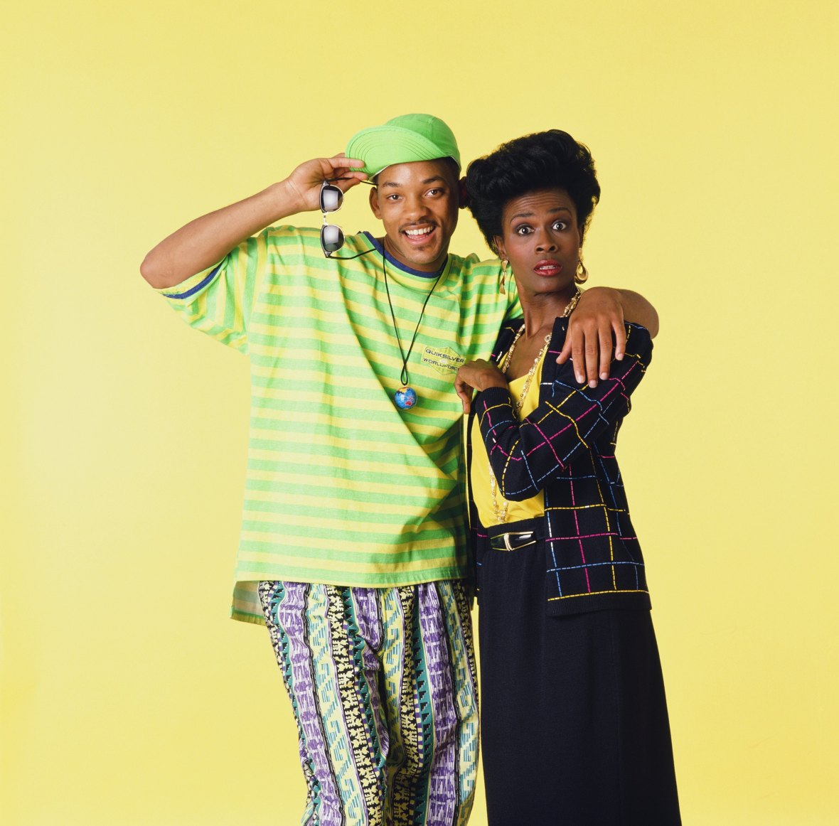 janet hubert will smith getty images
