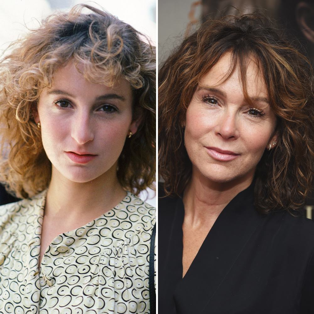 See Jennifer Grey Before And After Plastic Surgery