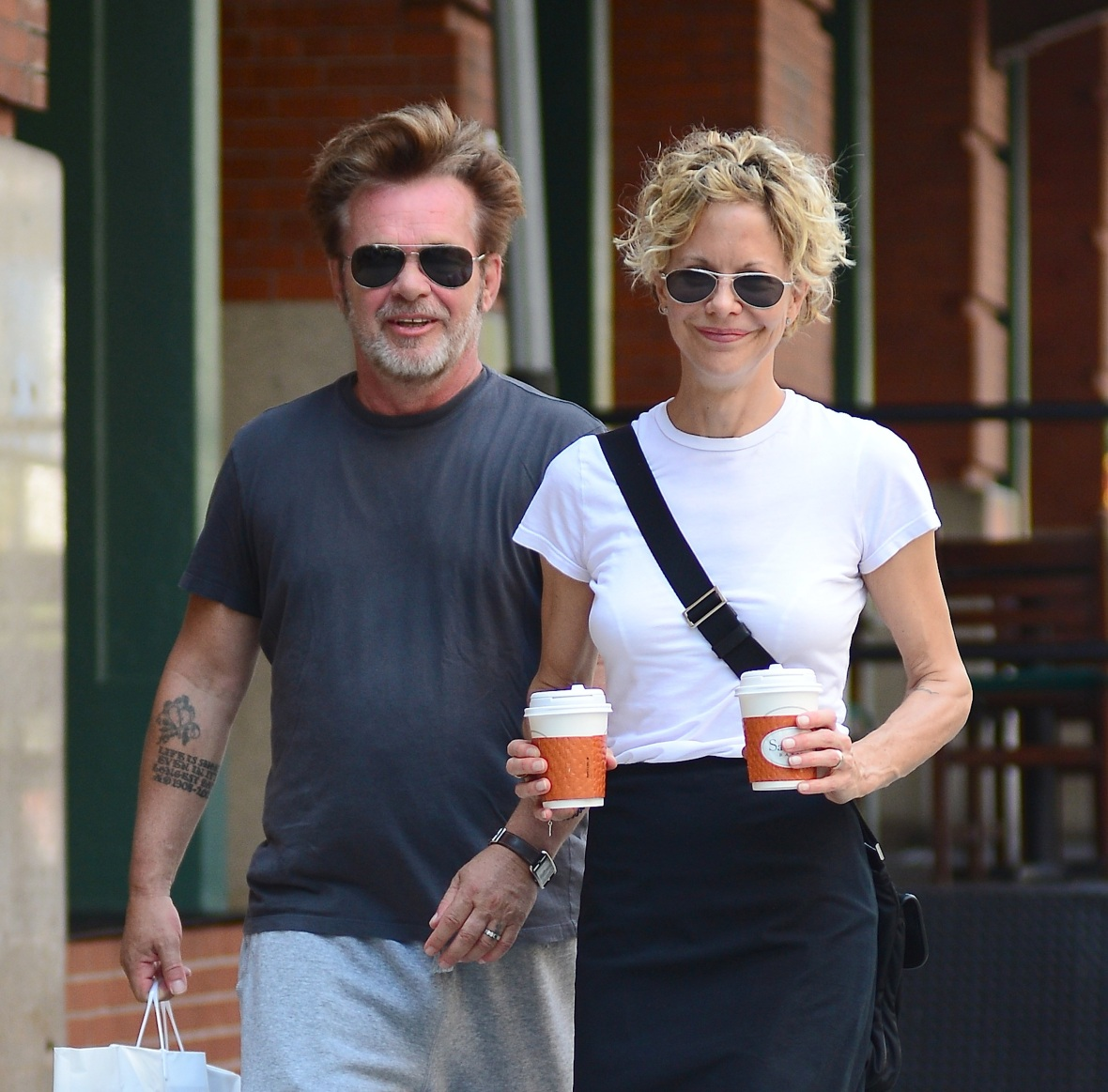 john mellencamp meg ryan getty images