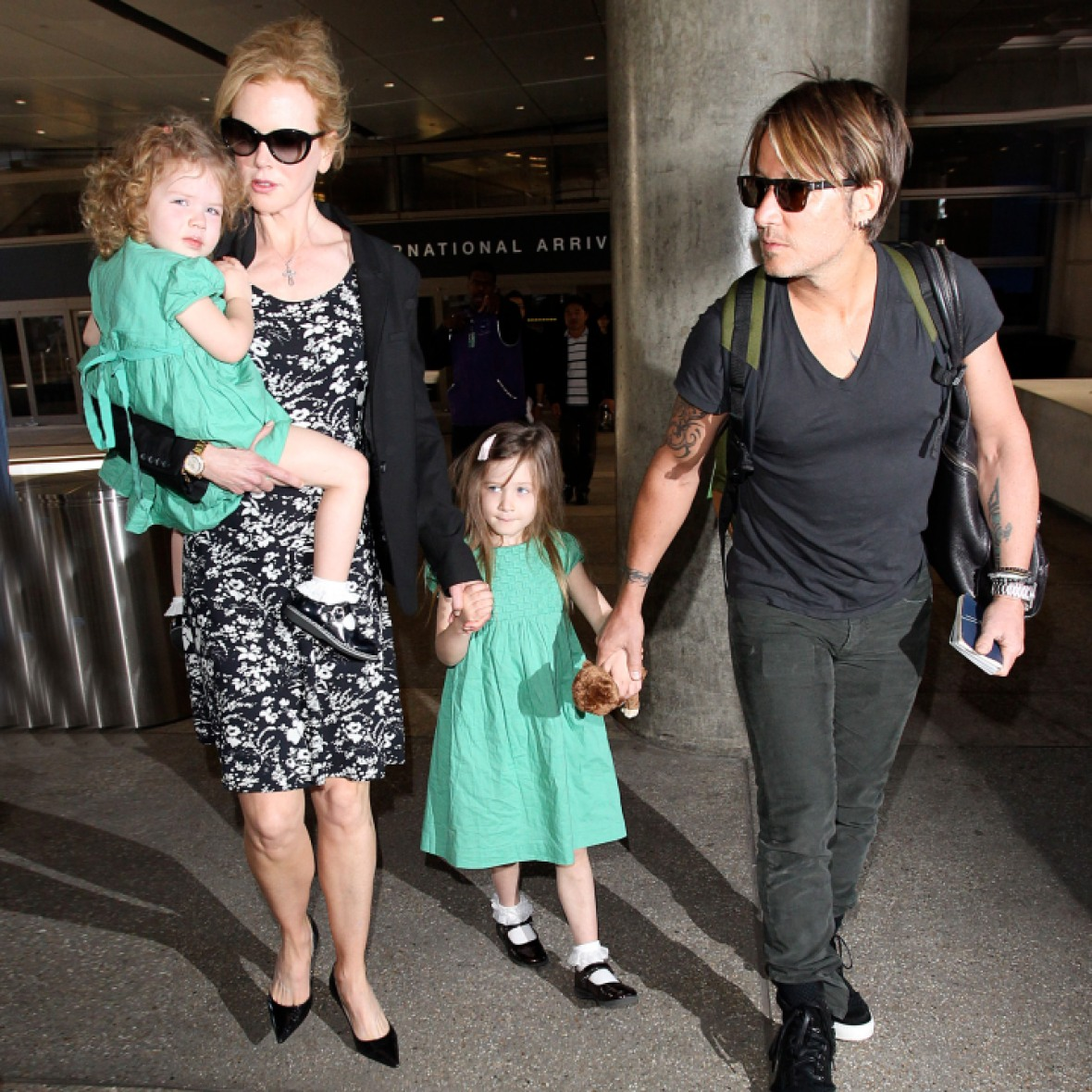 keith urban nicole kidman splash