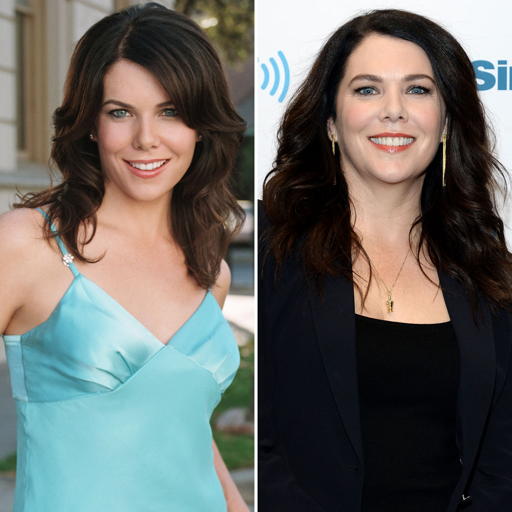 Lauren Graham and Alexis Bledel Reunite — Plus See the Rest of the 'Gilmore  Girls' Cast Then and Now! - Closer Weekly