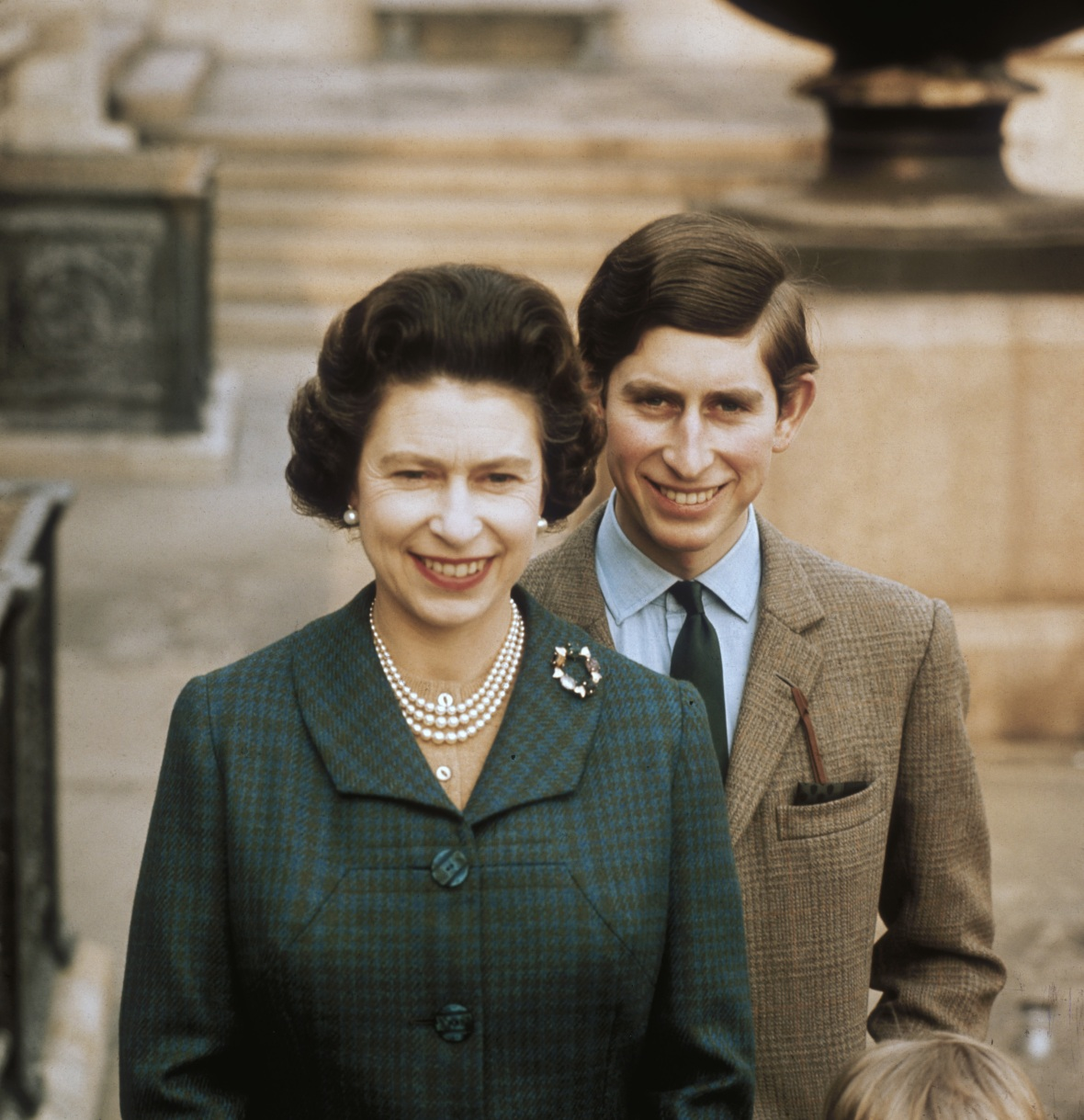 queen elizabeth prince charles getty images