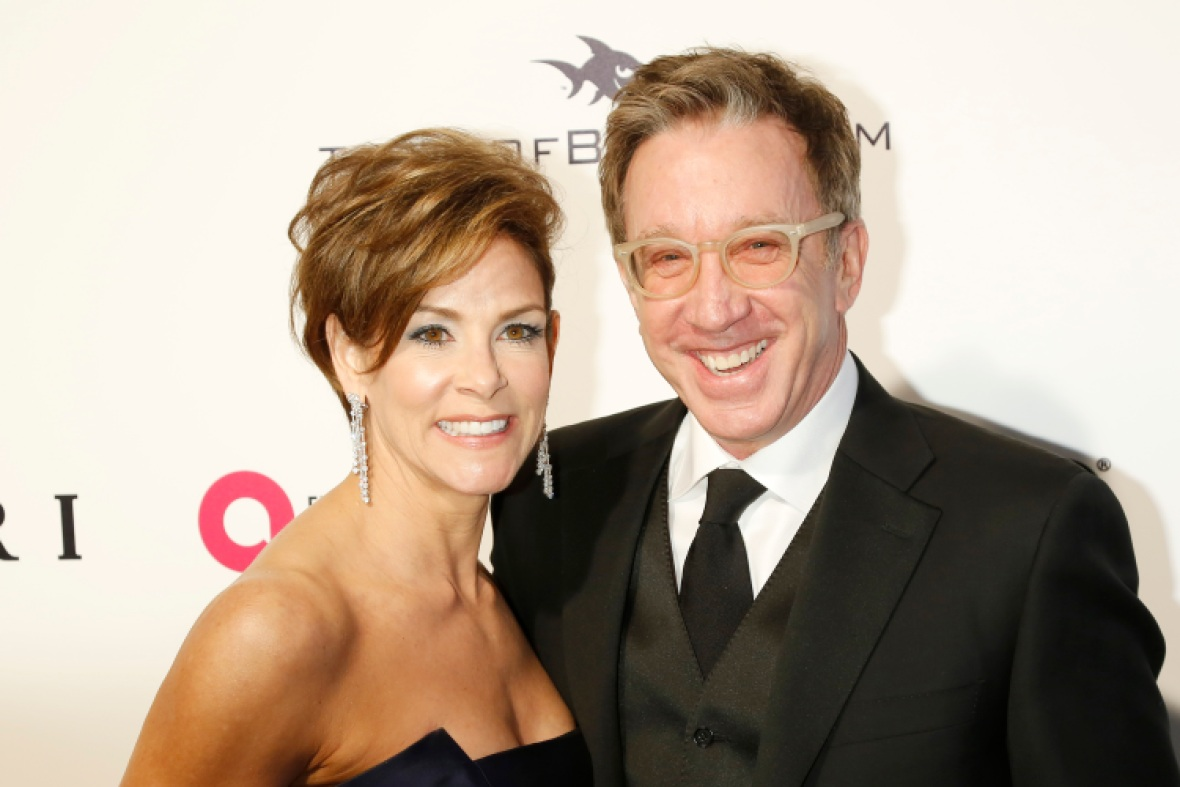 tim allen jane hajduk getty images