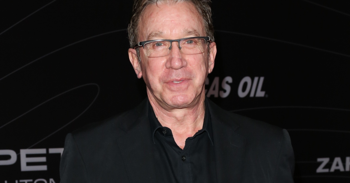 "Tim Allen Opens up About Life ? ""I'm Extremely Grateful for Where I Am Today"""