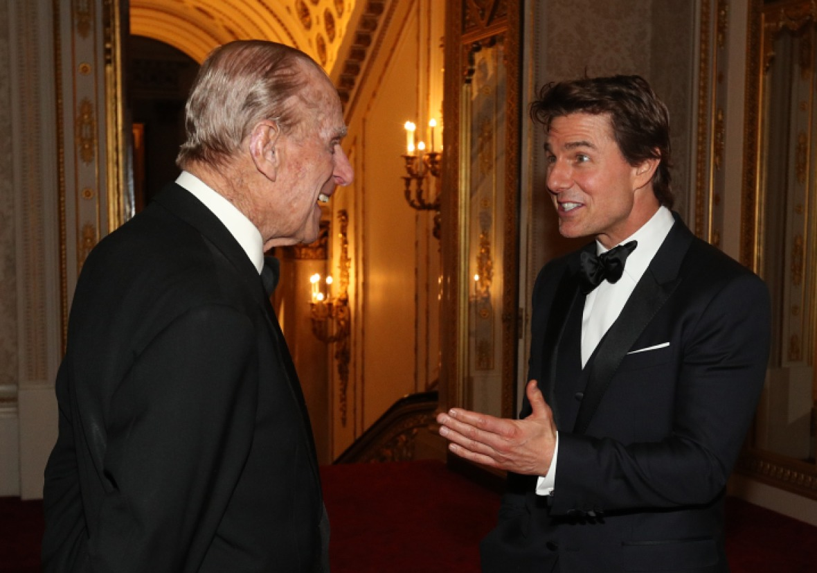 tom cruise and prince philip getty images