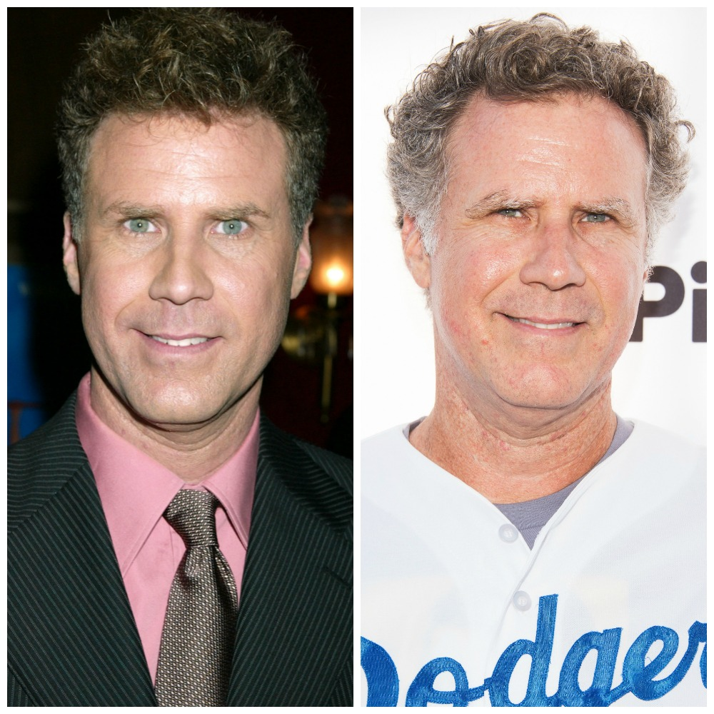 will-ferrell-then-now