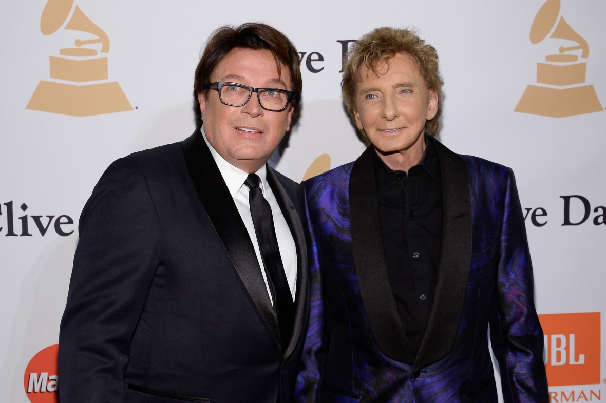 barry manilow garry keif getty images