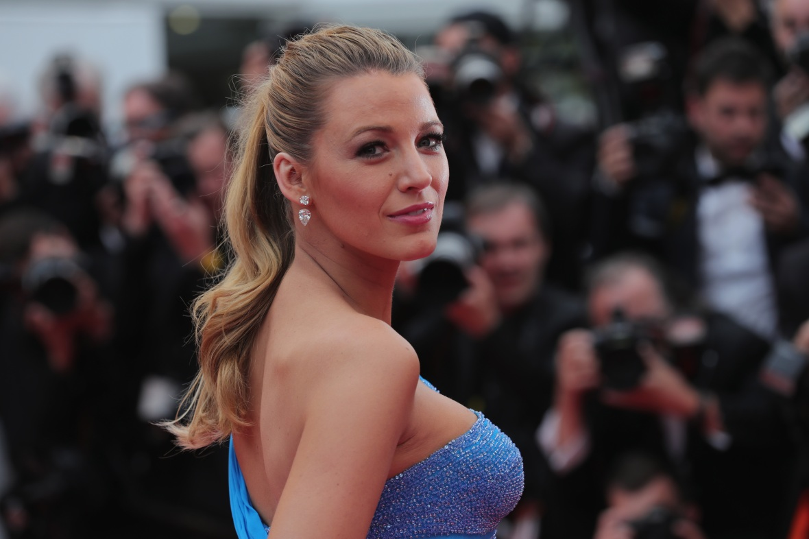 blake lively getty images