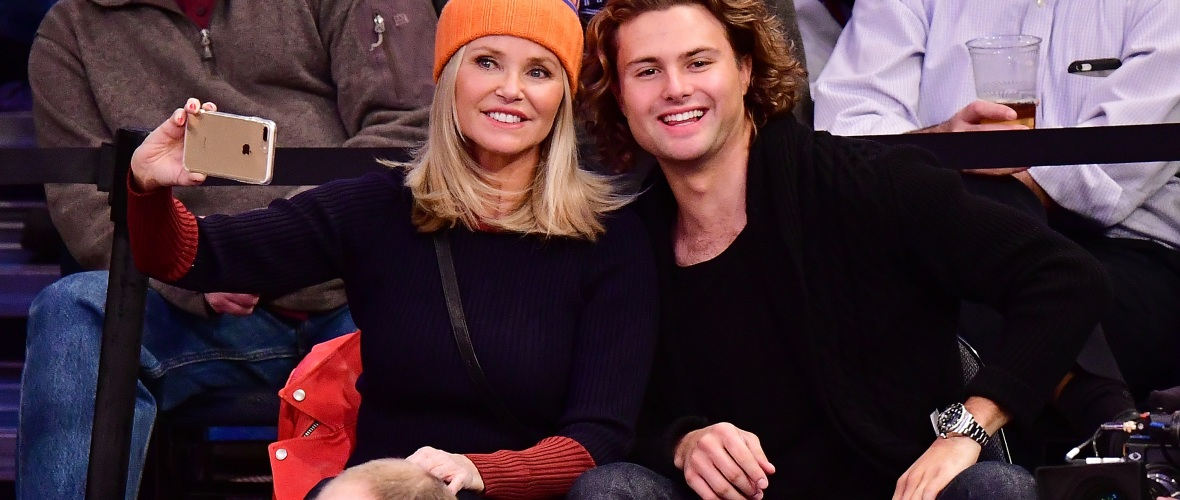 christie brinkley son jack getty images