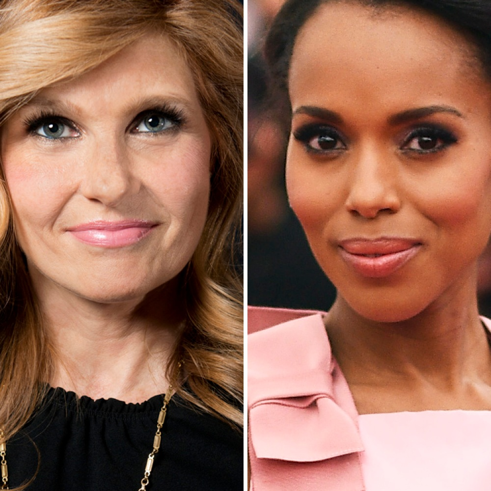 connie britton kerry washington getty images