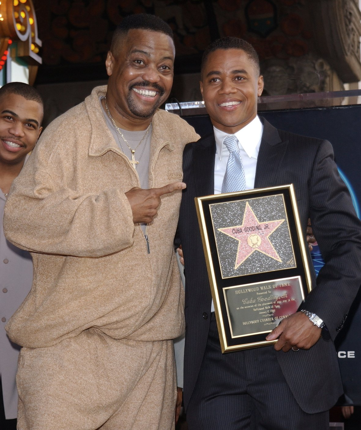cuba gooding sr. getty images