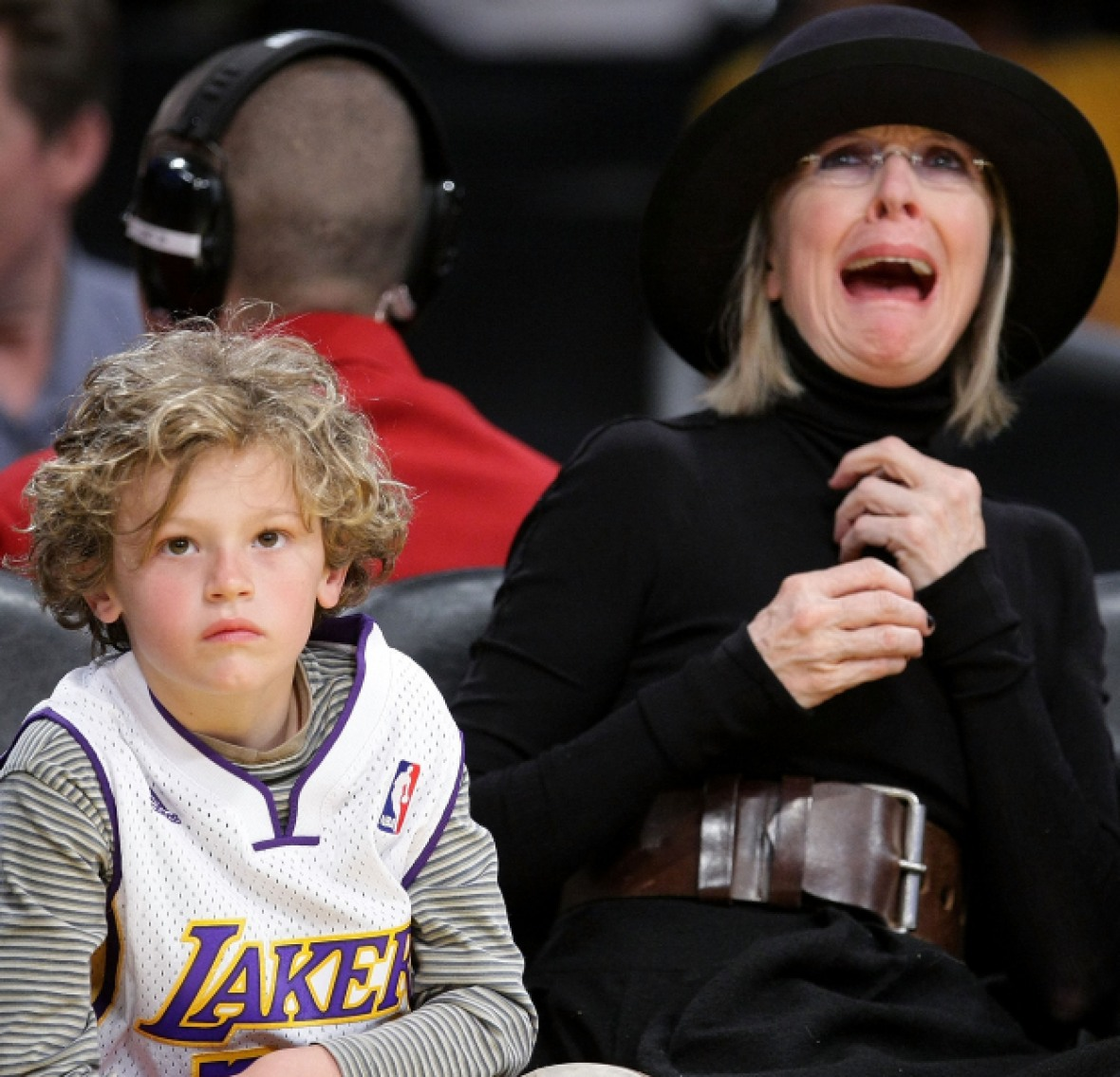 diane keaton son getty images