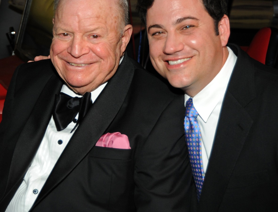 jimmy kimmel don rickles getty images