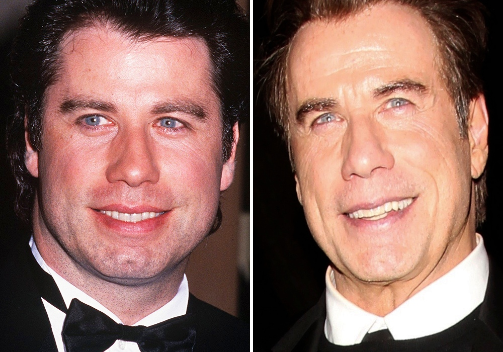 john travolta getty images