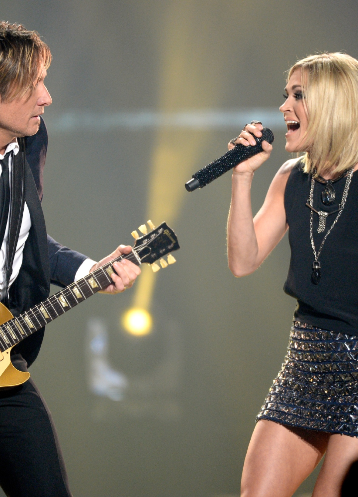 keith urban carrie underwood getty images