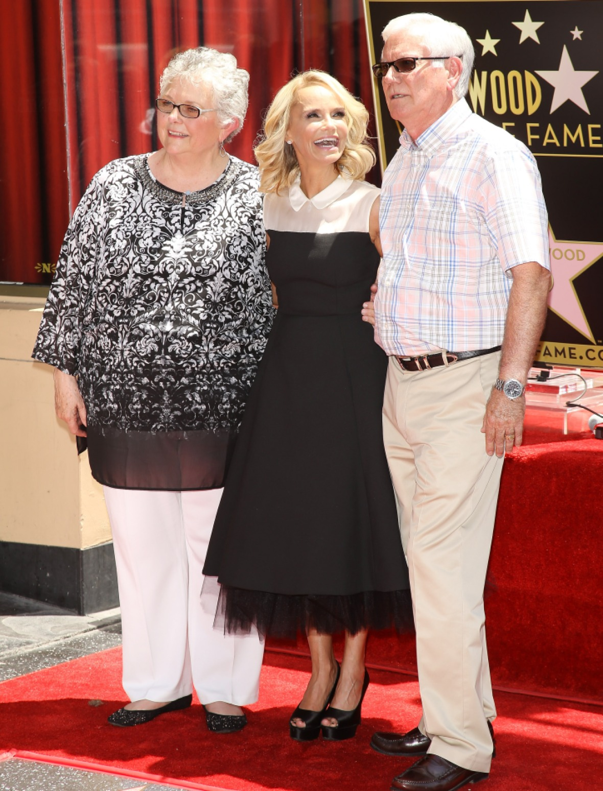 kristin chenoweth parents getty images