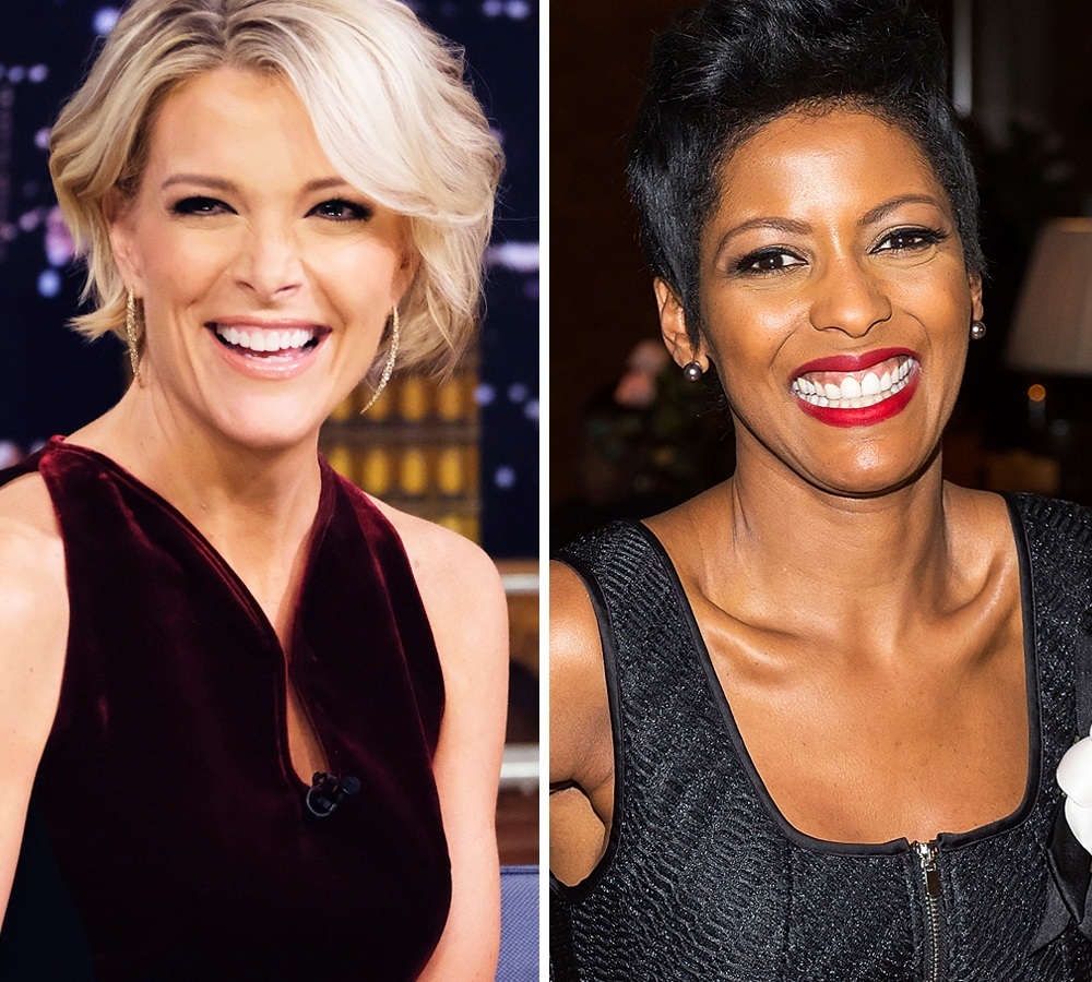 tamron hall megyn kelly getty images