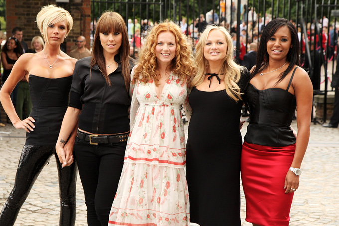 spice girls getty images