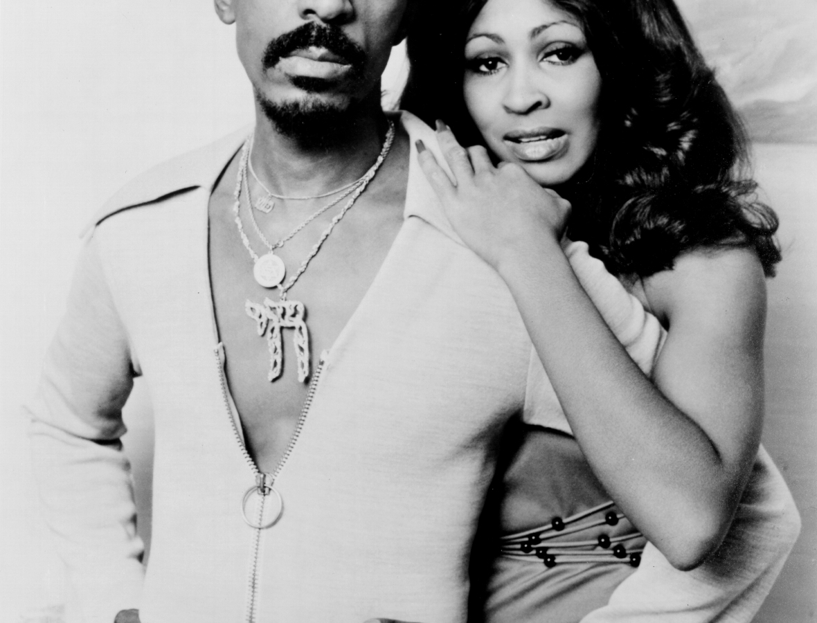 tina turker ike turner getty images