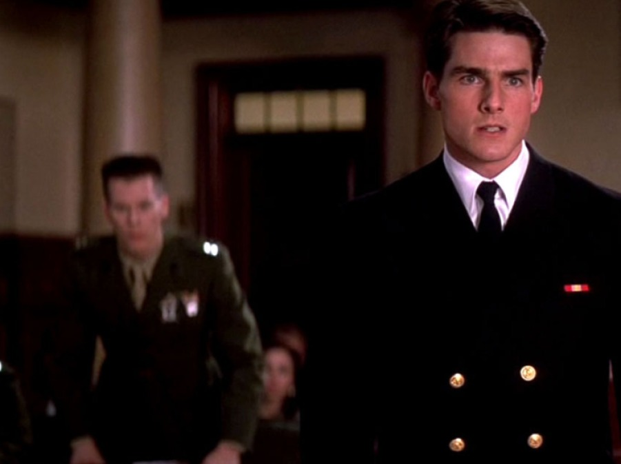 tom cruise 'a few good men' r/r