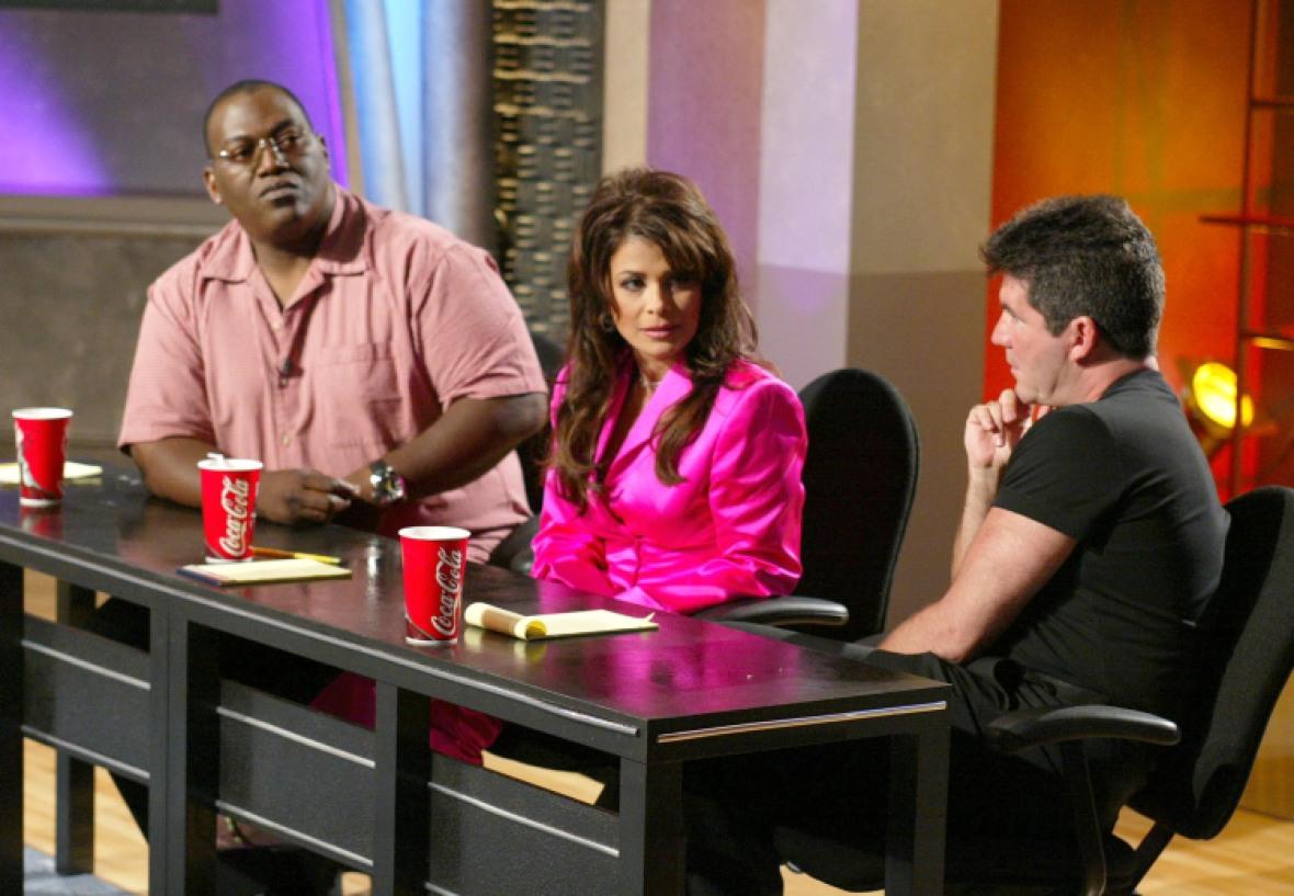 'american idol' judges getty images