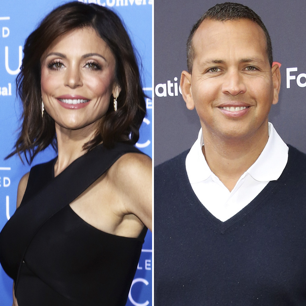 bethenny frankel alex rodriguez getty images