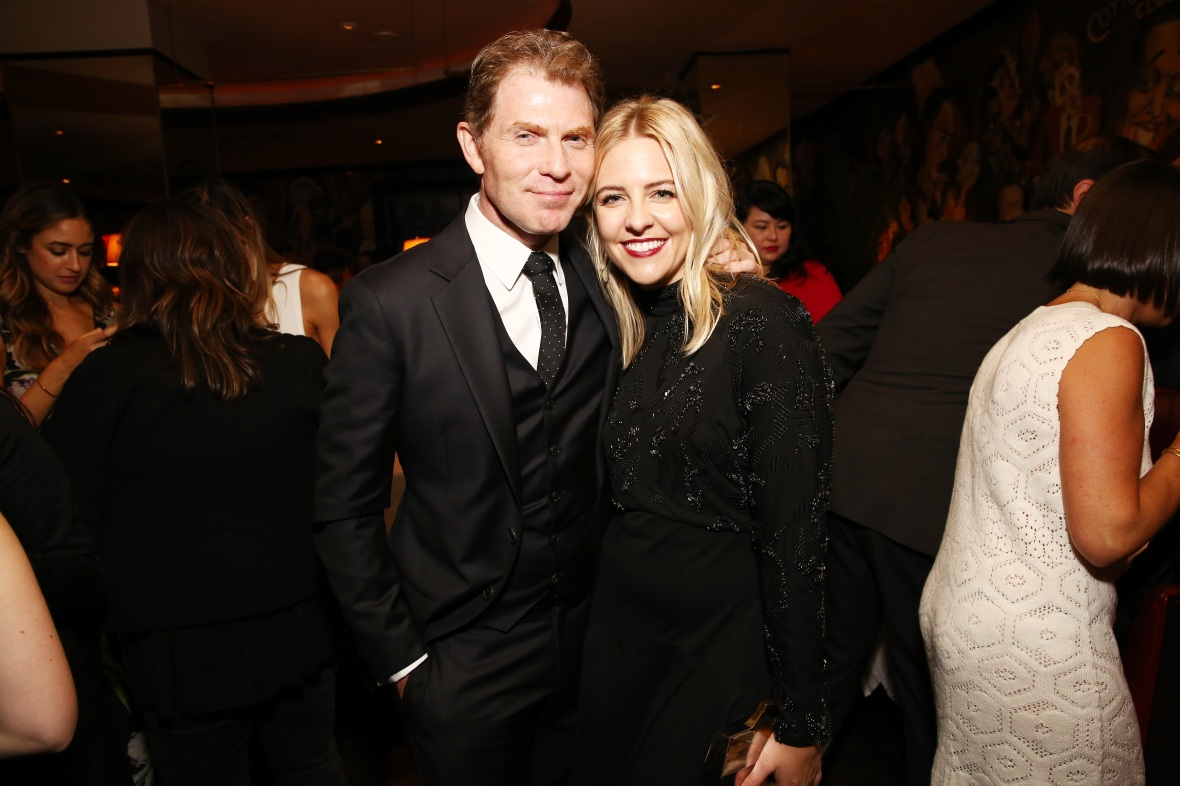 bobby flay helene york getty images