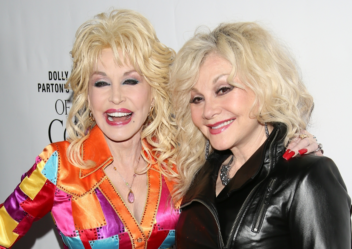 dolly parton stella parton getty images