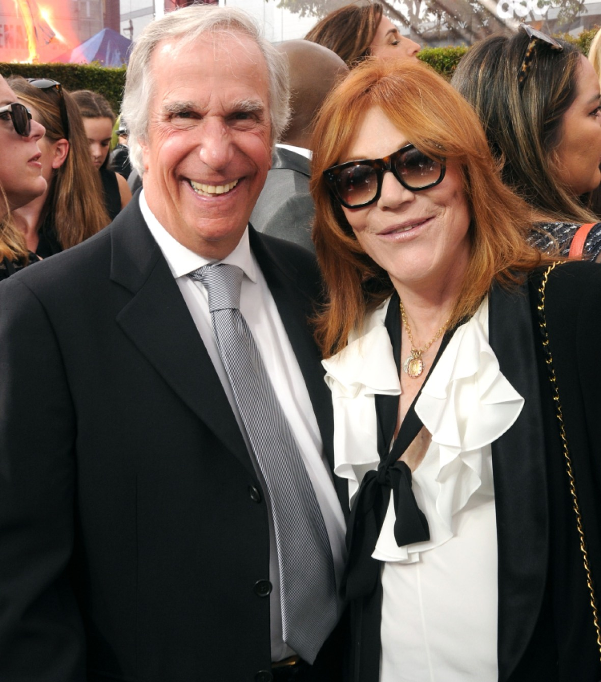 henry winkler wife getty images