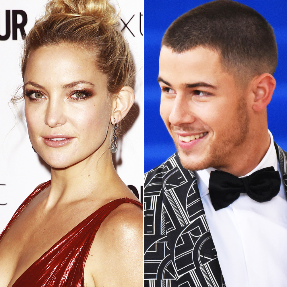 kate hudson nick jonas getty images