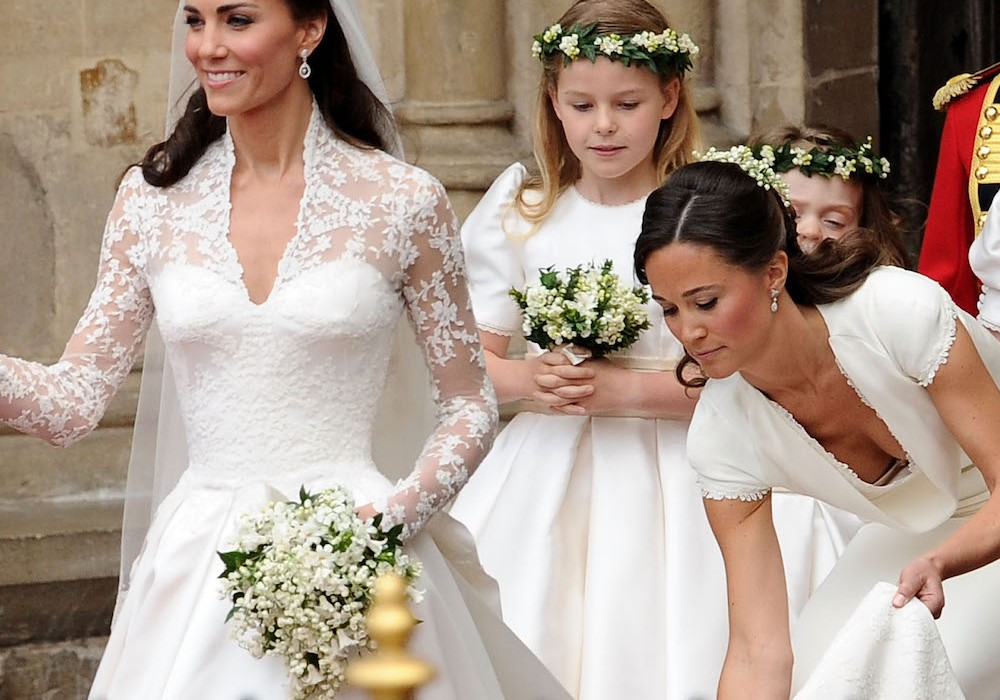 pippa middleton kate middleton getty images