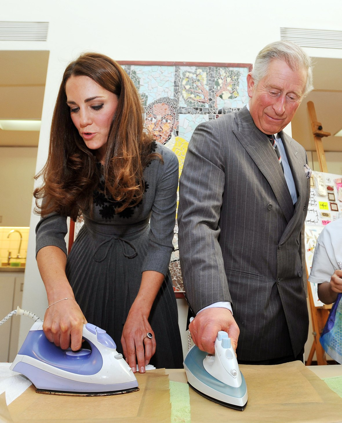 kate middleton prince charles getty images