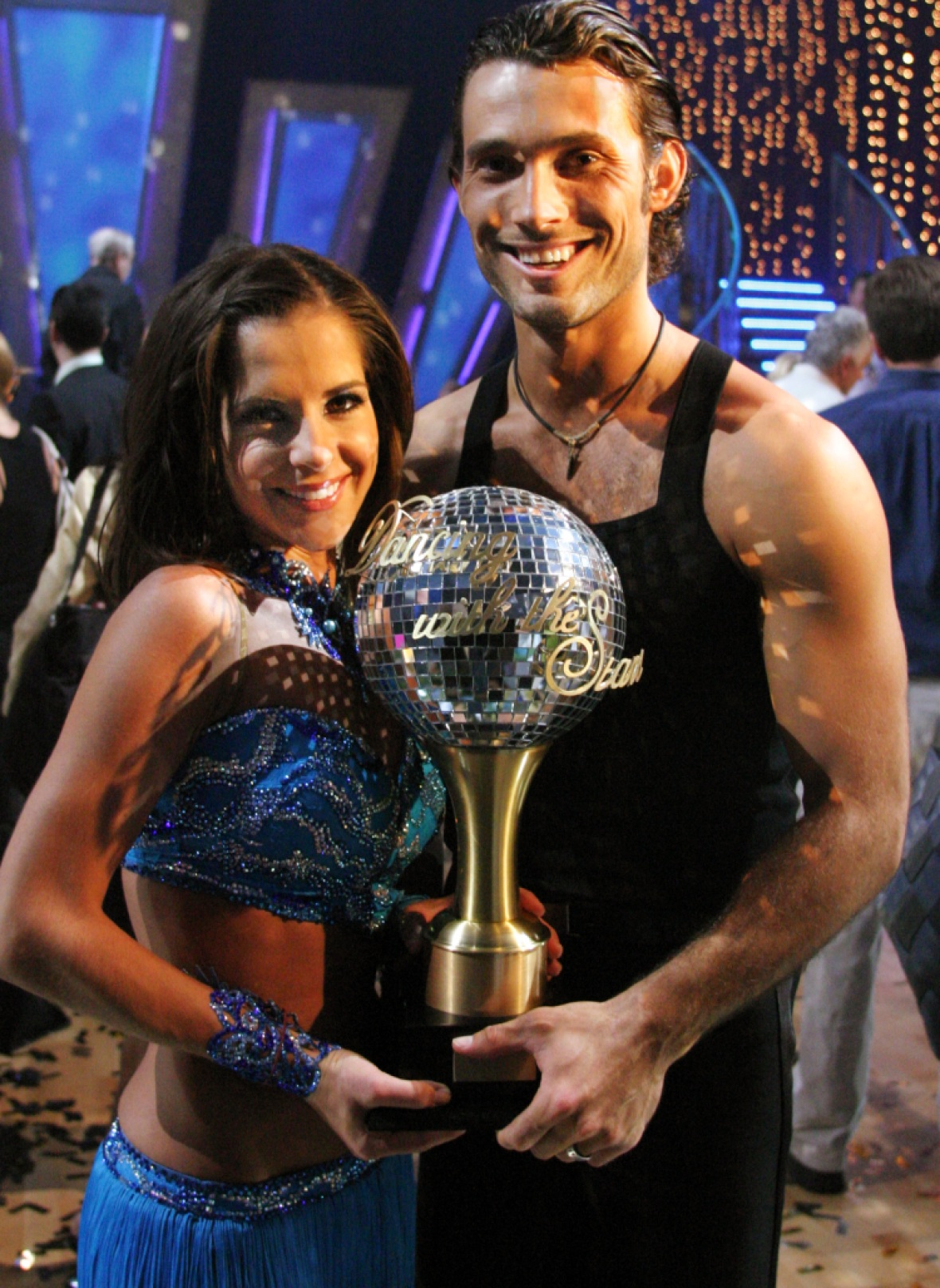 kelly monaco getty images