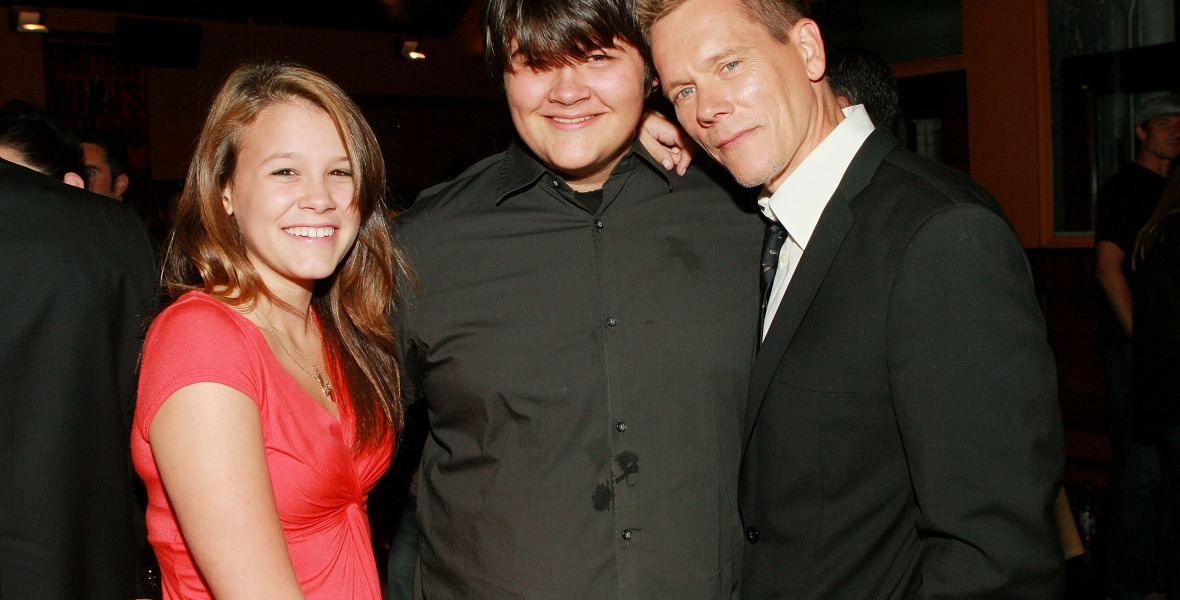 kevin bacon kids getty images