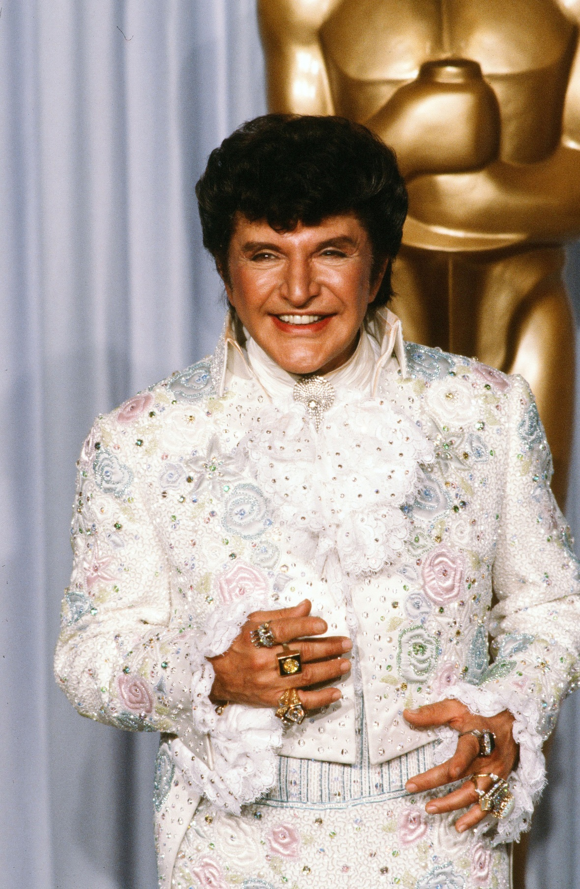 liberace getty images