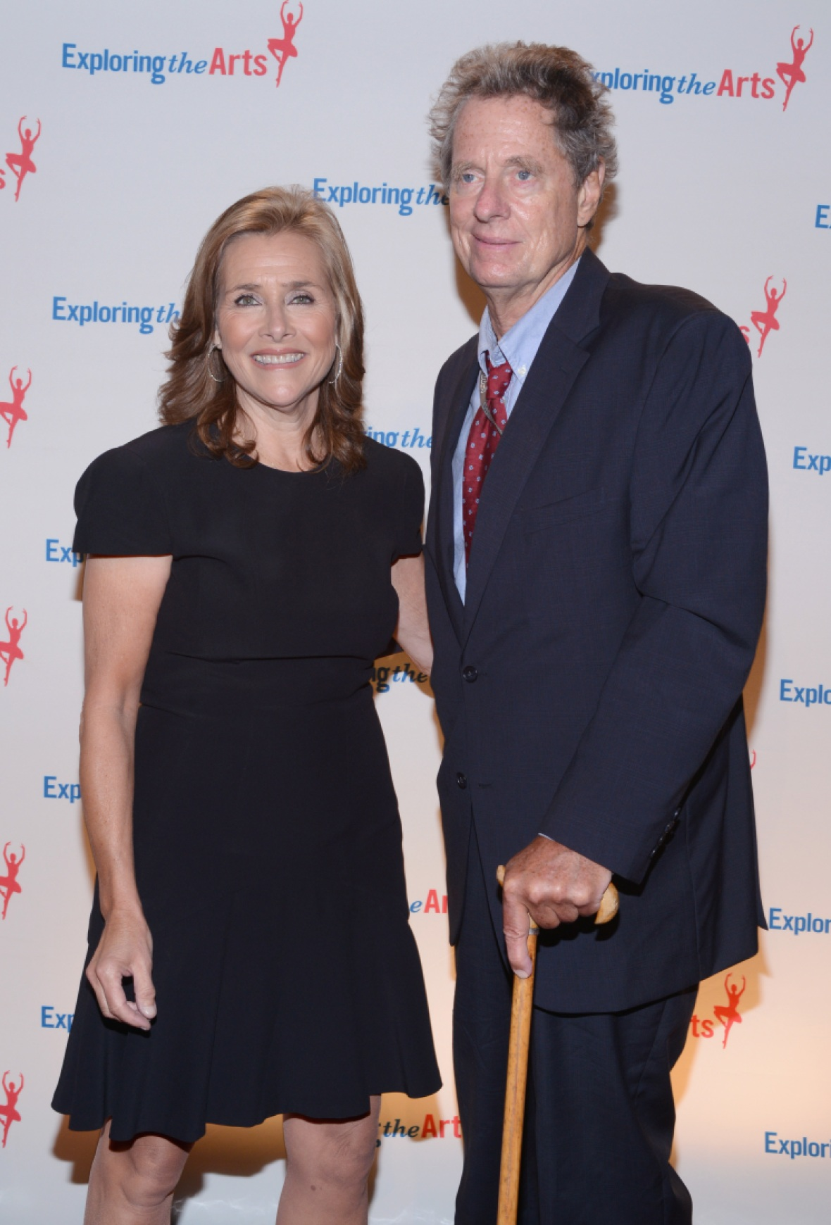 meredith vieira richard cohen getty images
