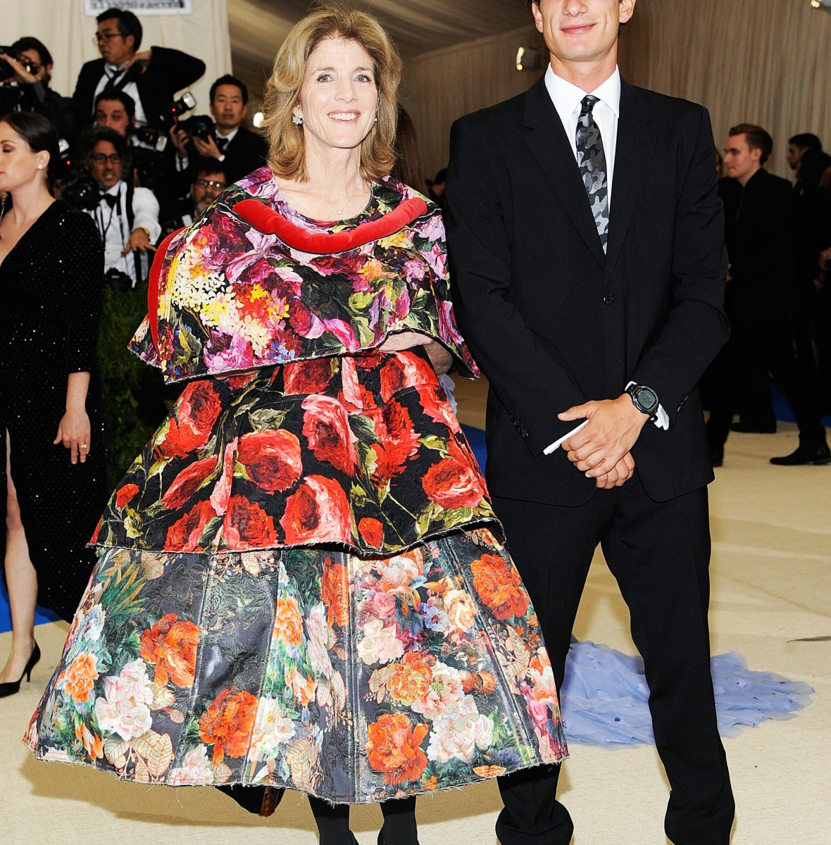 caroline kennedy met gala getty images