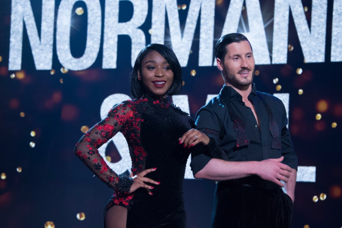 normani kordei getty images