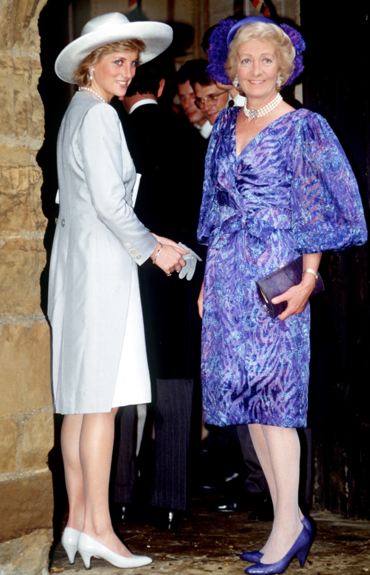 princess diana mother getty images