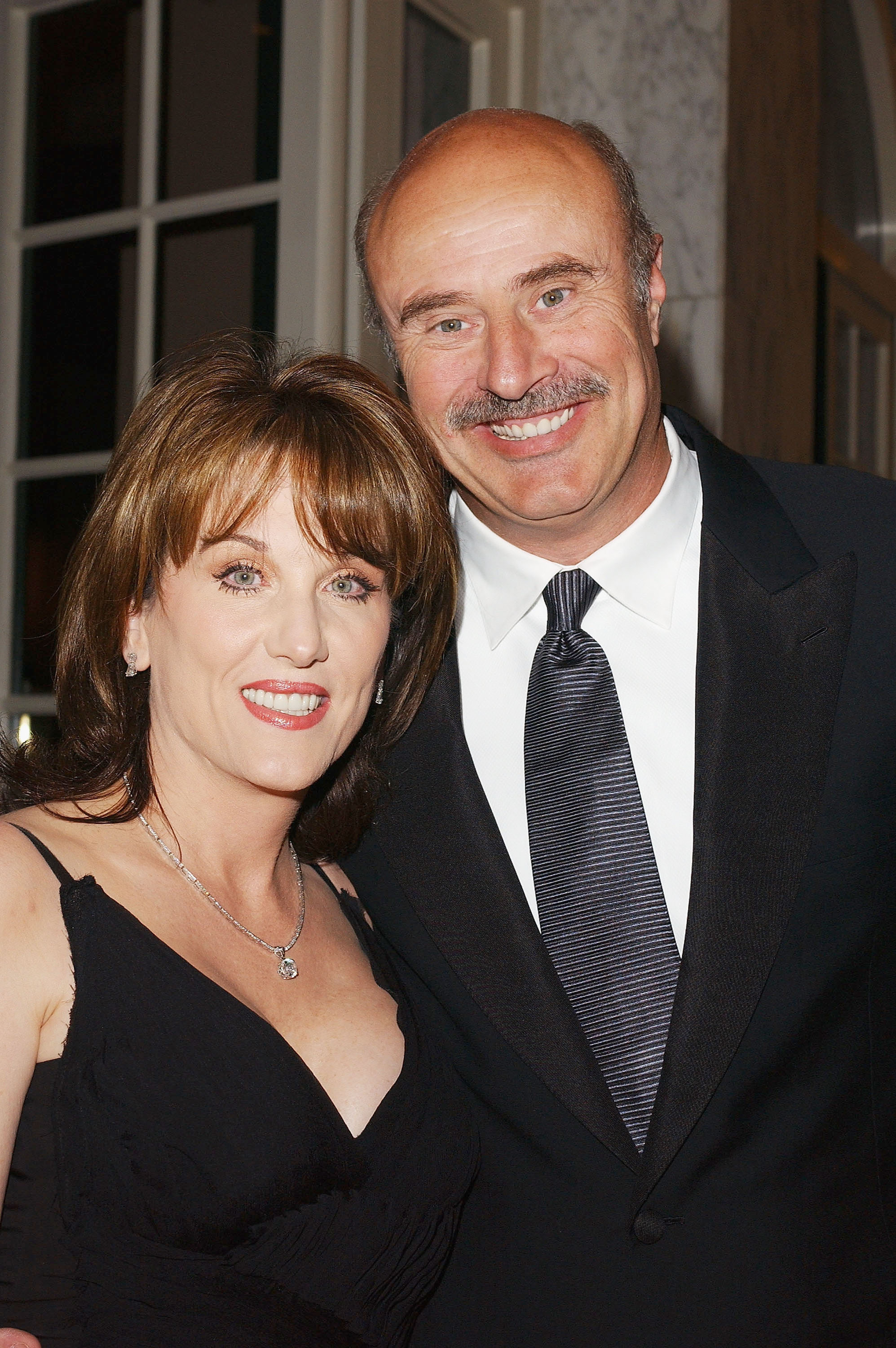 Pictures of robin mcgraw