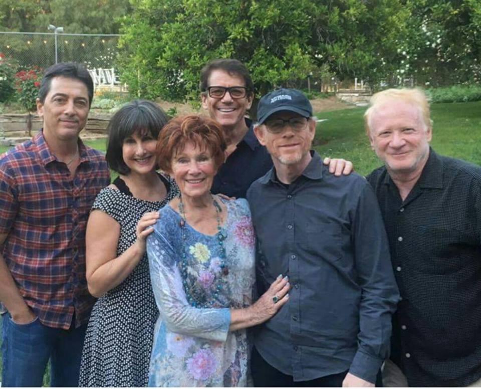 scott baio 'happy days' cast facebook