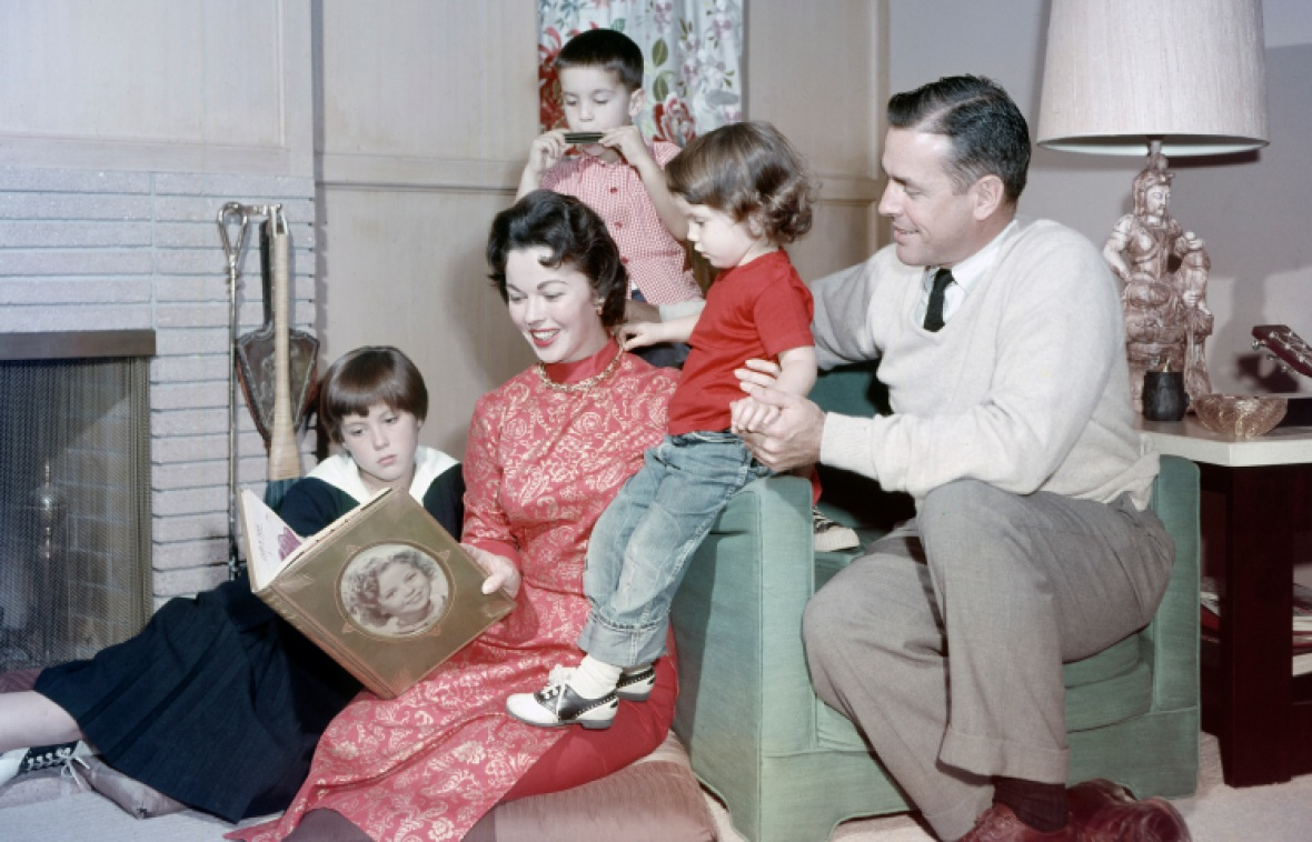 shirley temple kids getty images