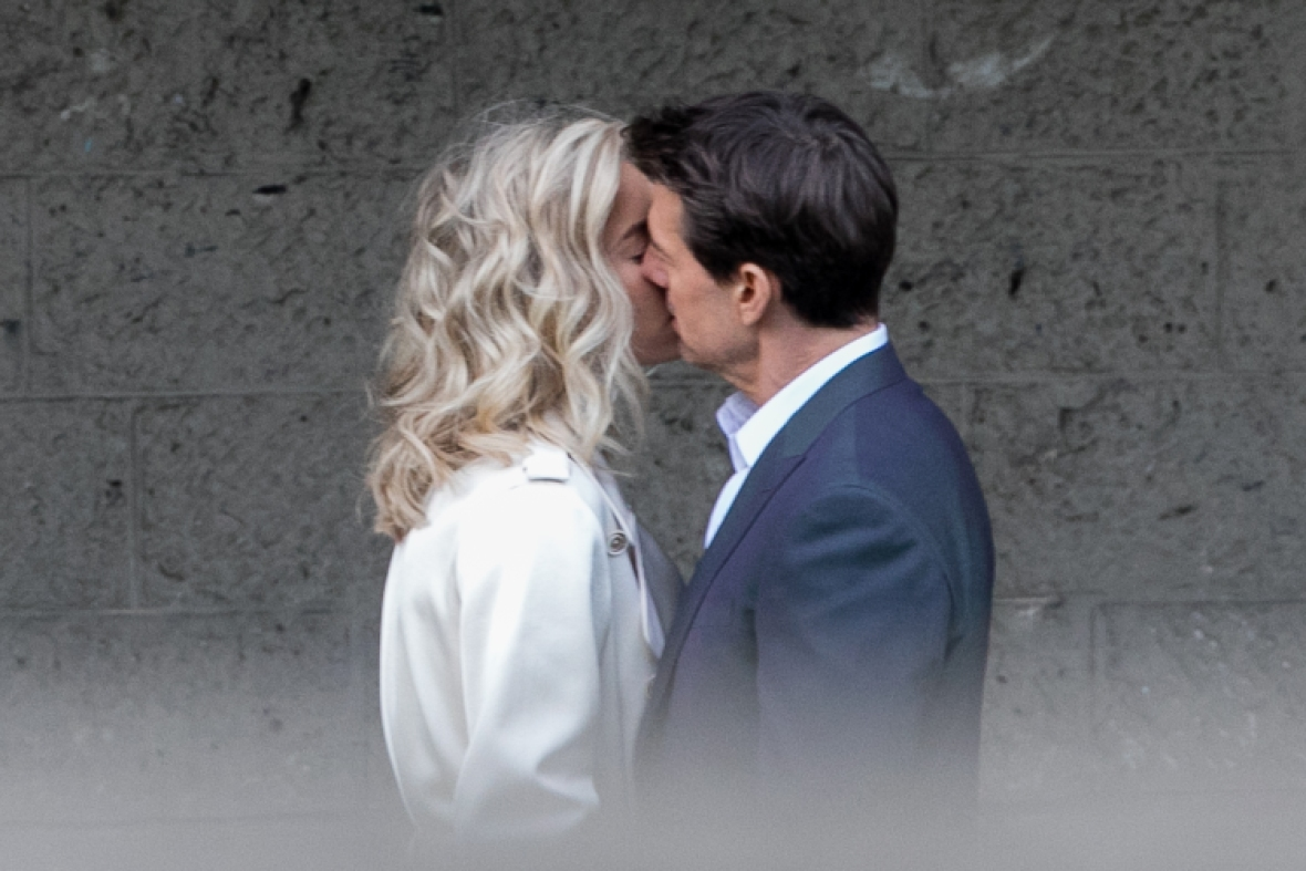 tom cruise vanessa kirby getty images