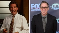 Tim Allen Home Improvement Then and Now